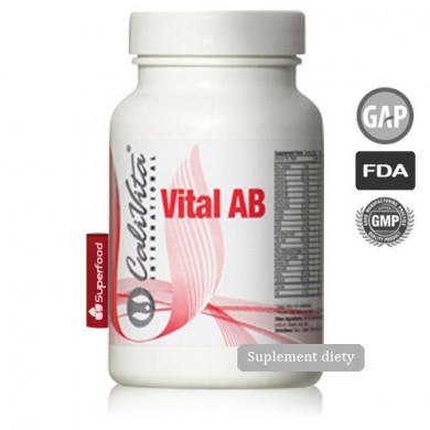 Vital AB - witaminy dla grupy krwi AB