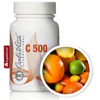 C-500 to naturalna witamina c.