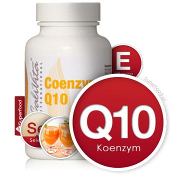Naturalny koenzym Q10 w tabletkach