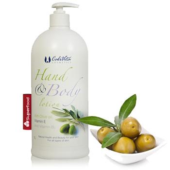 Naturalny balsam do ciała firmy Calivita