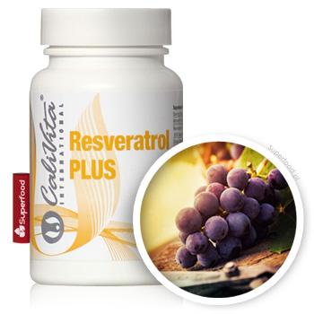 Resveratrol Plus na wysoki cholesterol