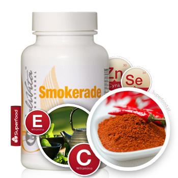 Smokerade Calivita tabletki dla palaczy