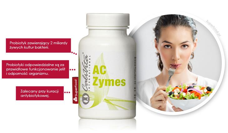 AC-Zymes Naturalny probiotyk od Calivita