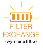 Wymina filtra Biostone