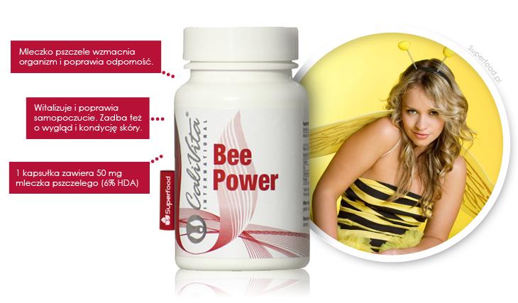 Bee Power mleczko pszczele