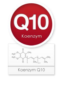 Koenzym Q10 - Ubichinon - wzór