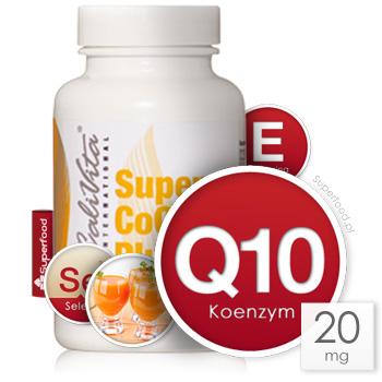 Koenzym Q10 (ubichinon) w tabletkach