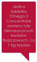 Omega 3 - nienasycone kwasy tłuszczowe