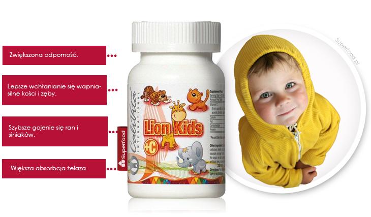 witaminy dla dzieci