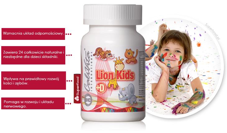 Multiwitamina dla dzieci