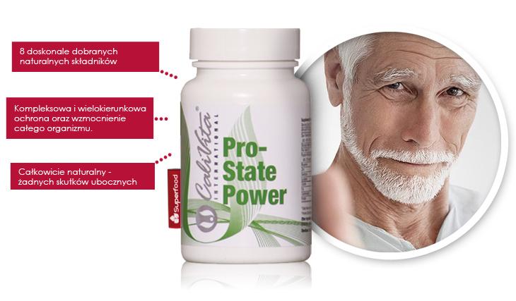 Prostate power na prostatę