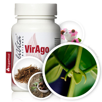 Virago wzmacnia odporność organizmu