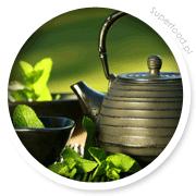 Zielona herbata zawiera antyoksydanty
